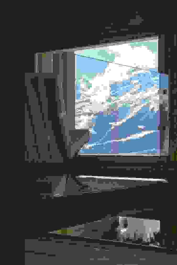 Uno chalet a Verbier di StudioDodici Architettura, Design, Interior Scandinavo