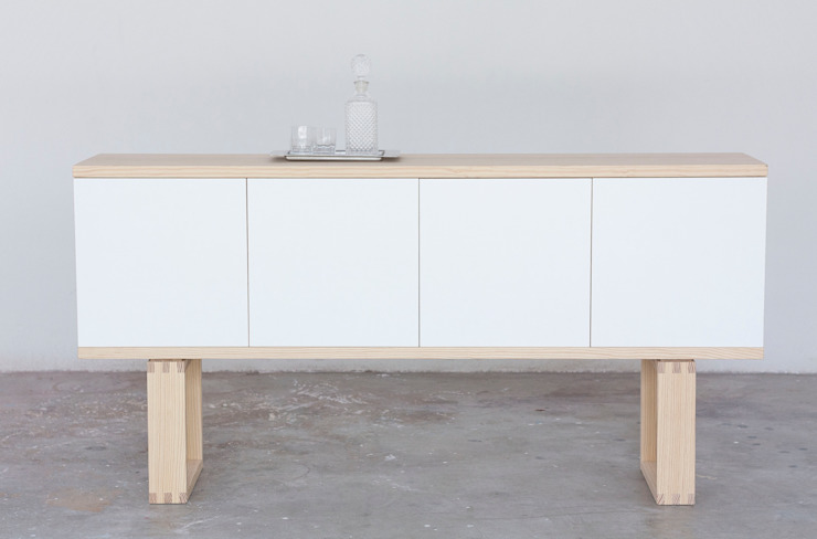 Design for Craft and Industry Living roomCupboards & sideboards