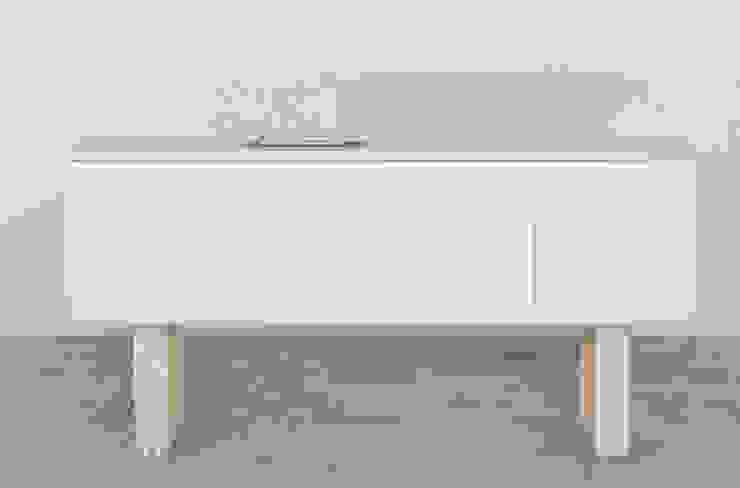 Credenza Incastro di Design for Craft and Industry Minimalista