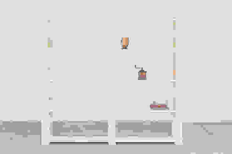 Libreria Incastro di Design for Craft and Industry Minimalista