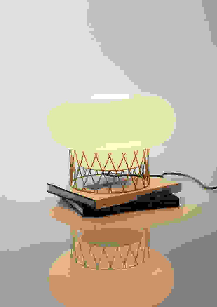 forestier lampe BLOW par Normal Studio Moderne