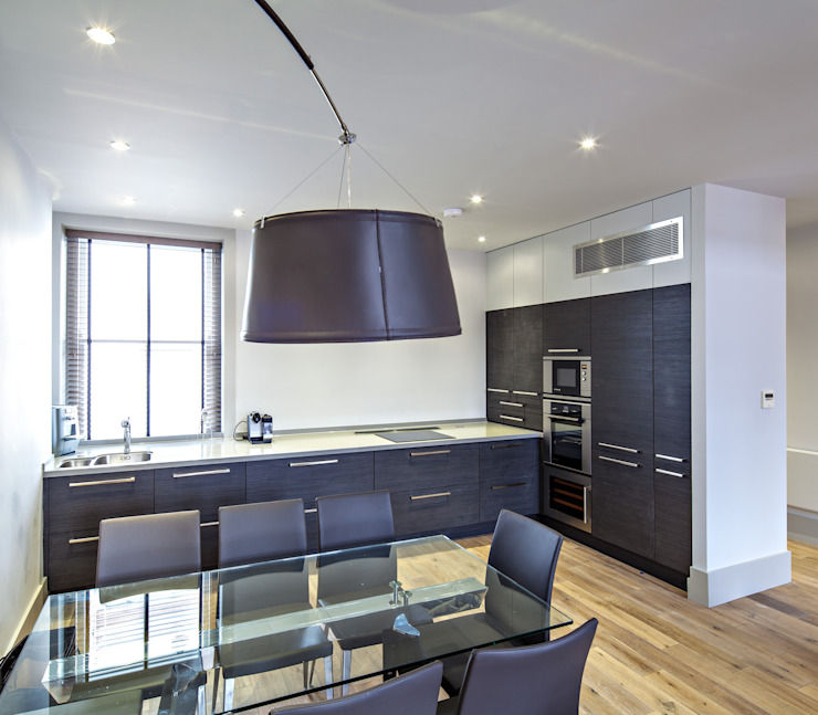 Knightsbridge Penthouse by Coupdeville