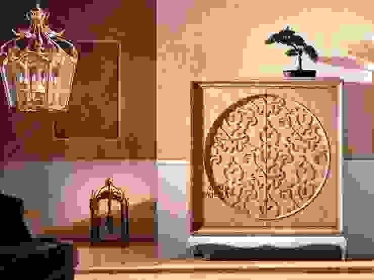 Mueble Bar Siria de Ámbar Muebles Clásico