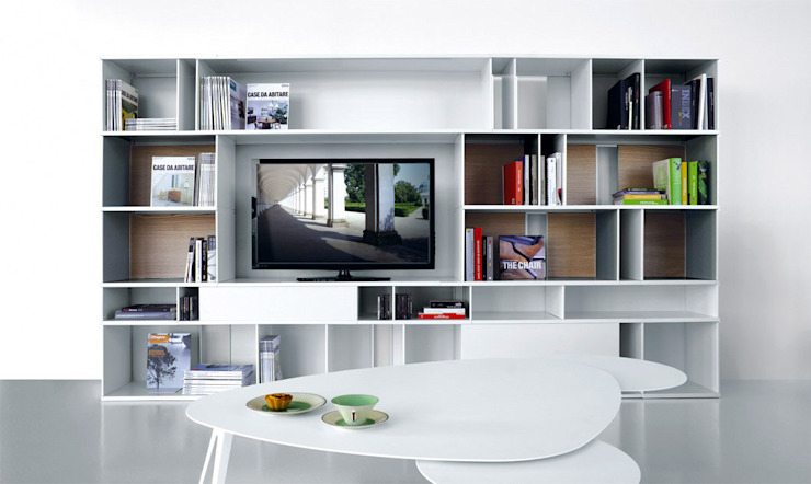 Multimedia room by Extendo,