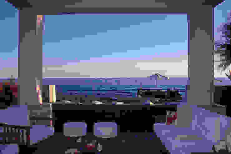 Cocinas mediterráneas de Franco Bernardini Architetto Mediterráneo