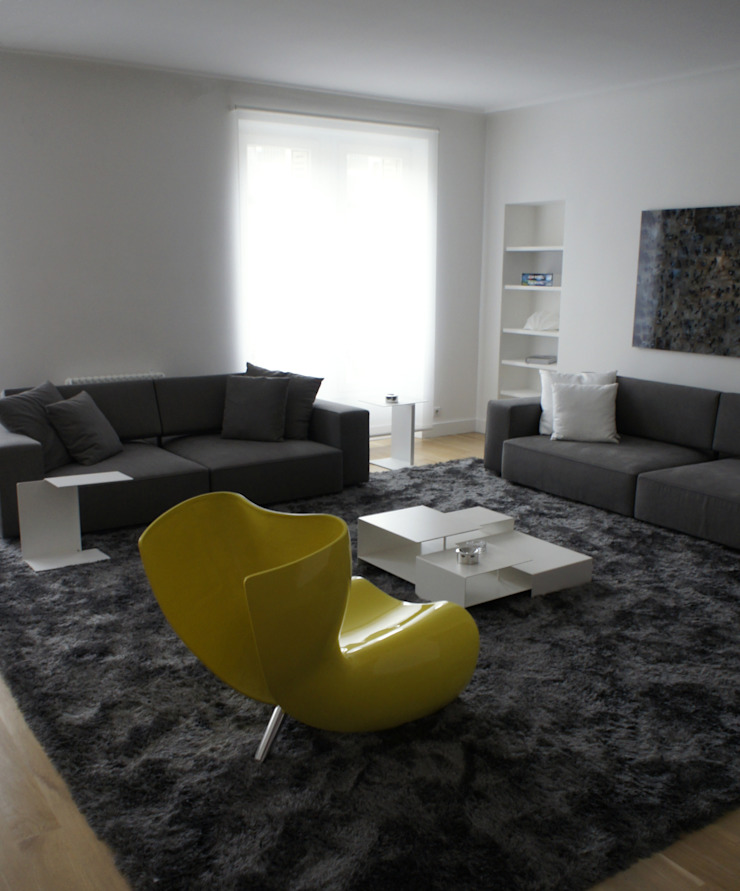 Appartement LD par Agence Angie Anakis