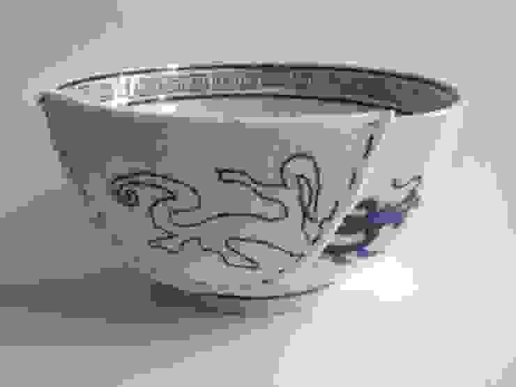 'Chinese Blue' van Erna van Sambeek Landelijk