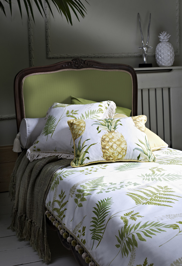Paradise Cam Cuartos de estilo clásico de Prestigious Textiles Clásico
