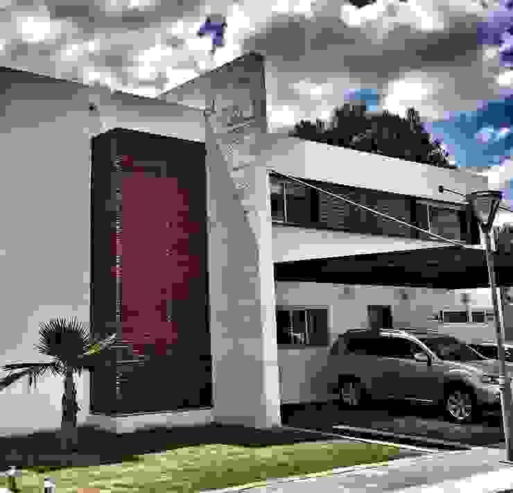 Rumah Modern Oleh REM Arquitectos Modern