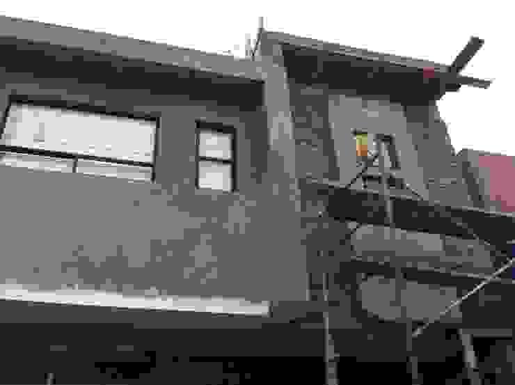 REMODELACION CASA – HABITACION Casas modernas de ED+C ARQUITECTOS Moderno