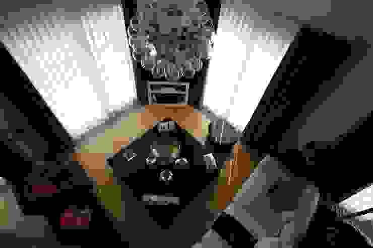 SS HOUSE Salas de estilo moderno de Esra Kazmirci Mimarlik Moderno