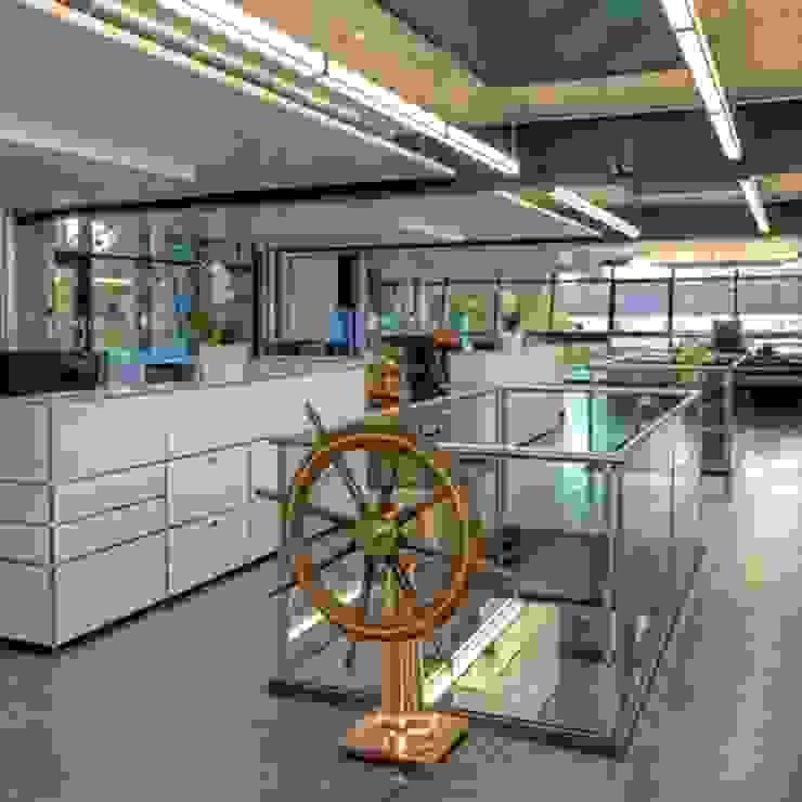CTP – CARGO|TRANS|POOL Bürogebäude von team licht