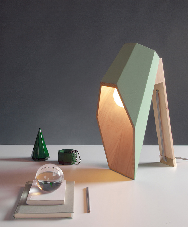 Woodspot lighting – designed by Alessandro Zambelli for Seletti di alessandro zambelli design studio
