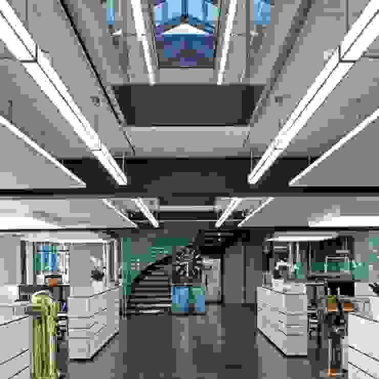 CTP - CARGO|TRANS|POOL Bürogebäude von team licht