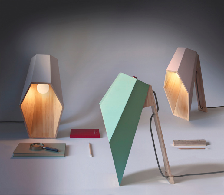 Woodspot lighting - designed by Alessandro Zambelli for Seletti di alessandro zambelli design studio