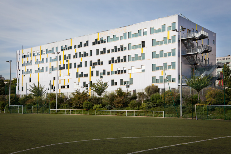 Université Paris-Sorbonne, Centre de Clignancourt. par GPAA