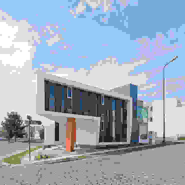 Modern Houses by NonWarp Modern