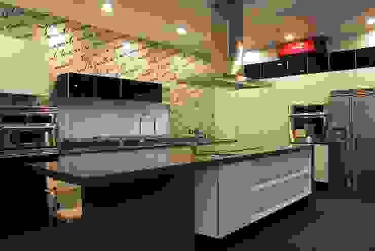 cocina integral Cocinas minimalistas de Excelencia en Diseño Minimalista