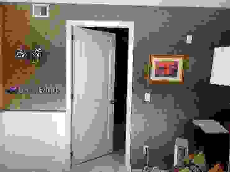 RESIDENCIA EN BOSQUES DE LAS LOMAS de BERRY BLINDS INTERIORISMO Moderno
