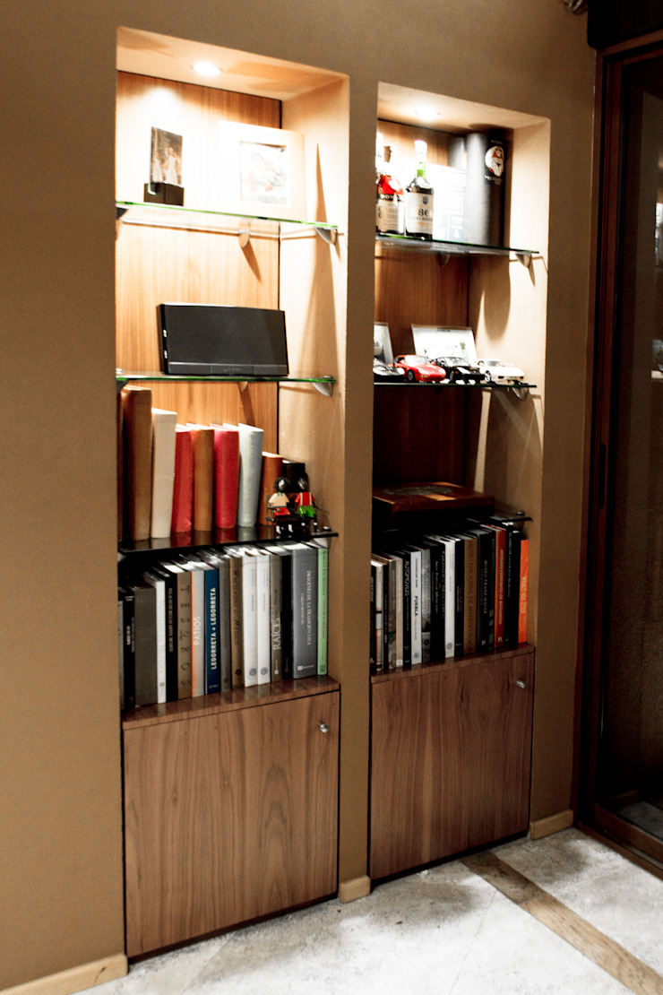 P.H. Bosque de Tejocotes. Estudios y despachos modernos de REM Arquitectos Moderno