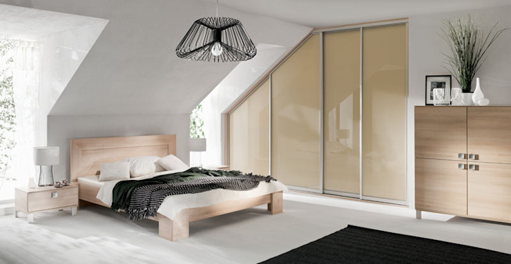 modern  by Sliding Wardrobes World Ltd, Modern