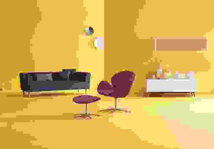 Modern Living Room by BoConcept Germany GmbH Modern