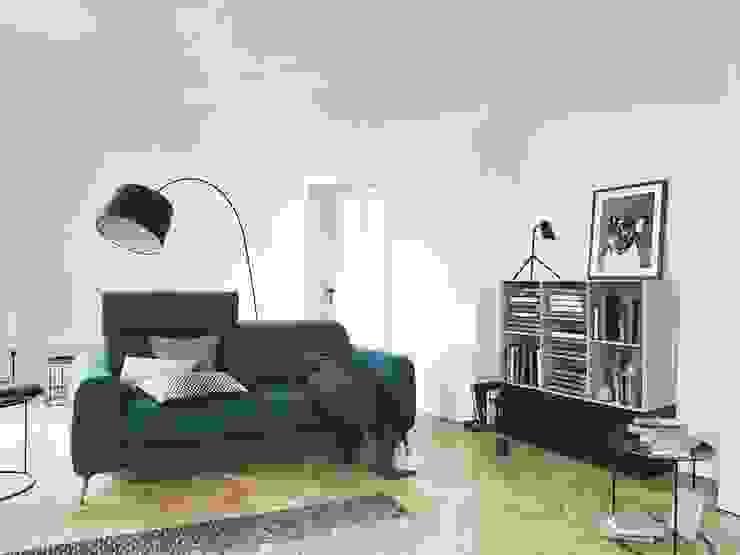 Madison Schlafsofa Moderne Schlafzimmer von BoConcept Germany GmbH Modern