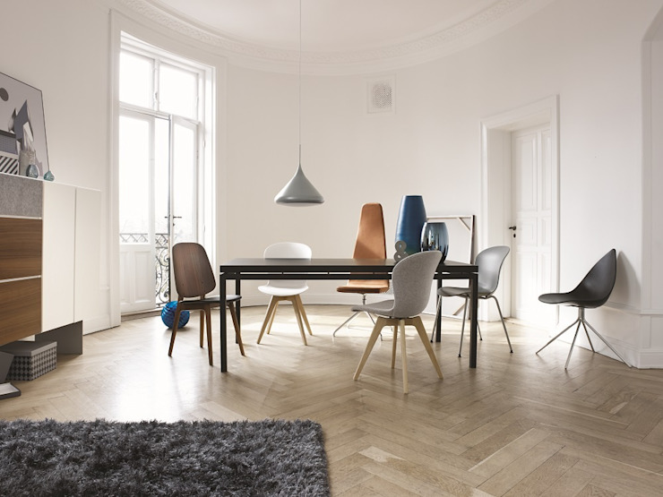 Dining room by BoConcept Germany GmbH,