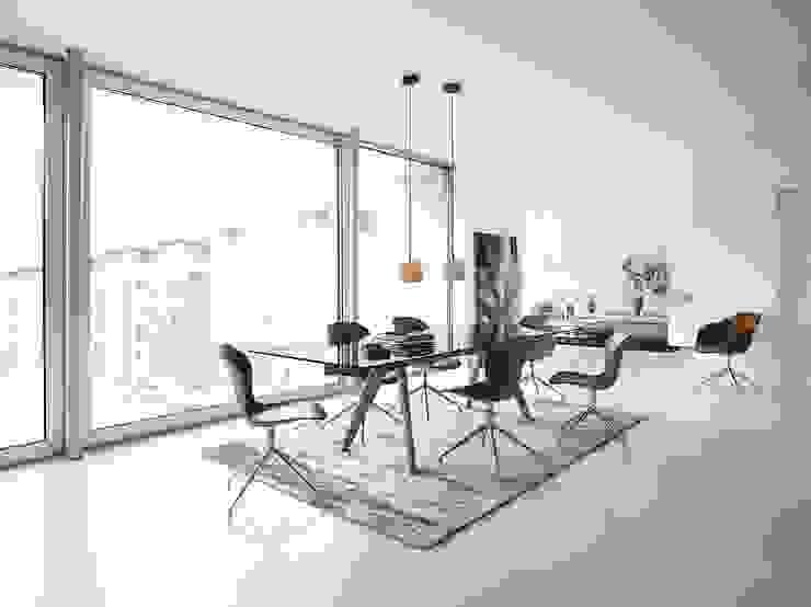 Monza Tisch Moderne Esszimmer von BoConcept Germany GmbH Modern