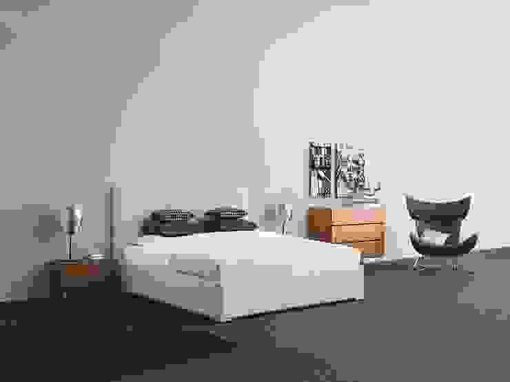 Mezzo Bett Moderne Schlafzimmer von BoConcept Germany GmbH Modern