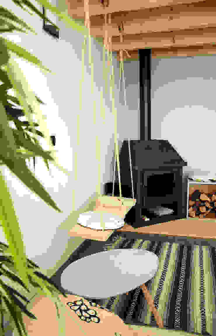 Le 16 - Espace salon Maisons modernes par Aurélie Ronfaut dite Thi-Lùu Moderne