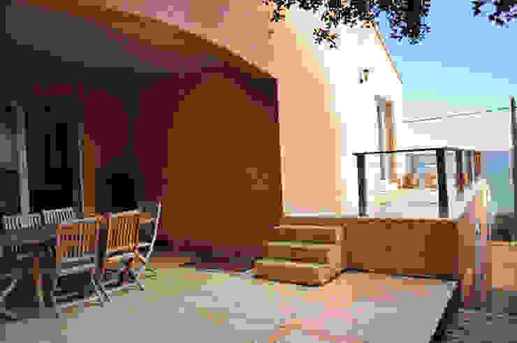 Le 16 - Terrasses Maisons méditerranéennes par Aurélie Ronfaut dite Thi-Lùu Méditerranéen