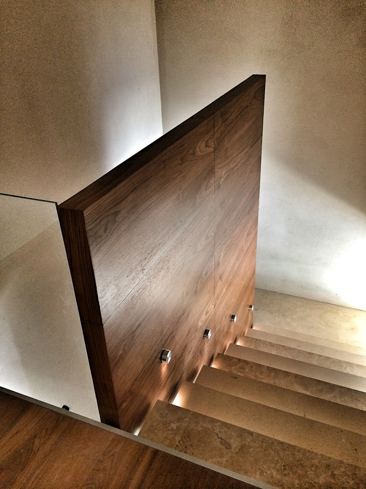 Casa Secreto de REM Arquitectos Moderno