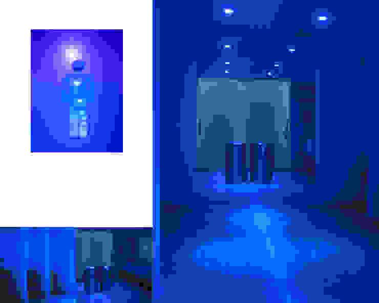 Minimalistische Bars & Clubs von Taller Luis Esquinca Minimalistisch