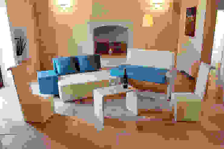 Sala de estar  por Stefania Murra Designer,