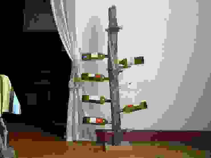 décoration en bois flotté par Bois flotté de Gibus Éclectique