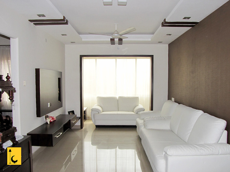 False Ceiling: modern  by Indoor Concepts,Modern