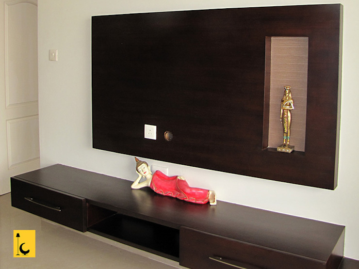 TV Unit : modern  by Indoor Concepts,Modern