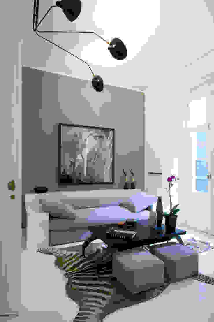 Appartamento via Goldoni Soggiorno di Studio 02 Milano