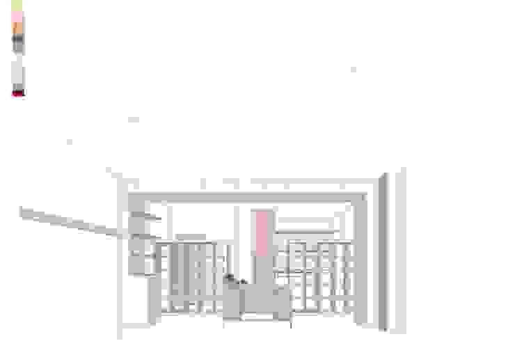 La Cachette de Tom et Poucinette - Concept store - Design global et décoration d'intérieur Espaces commerciaux modernes par Aurélie Ronfaut dite Thi-Lùu Moderne