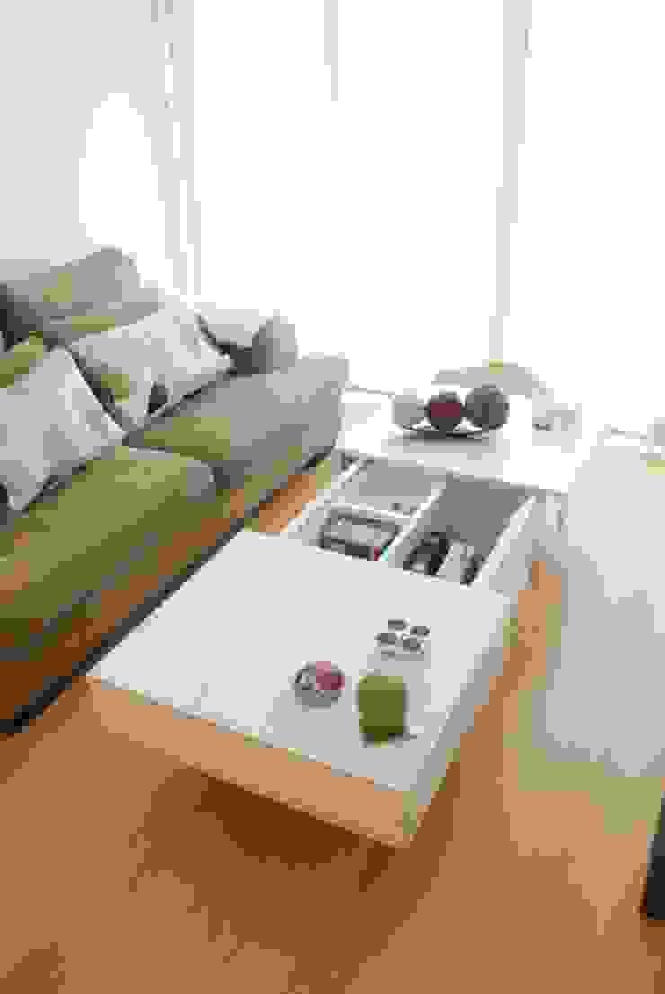 Mesa cofre de Muebles muc. Moderno