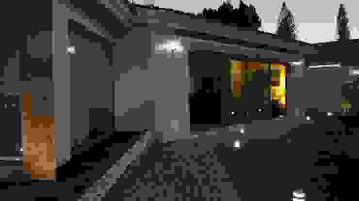 Club de Golf Santa Anita Salones modernos de Arki3d Moderno