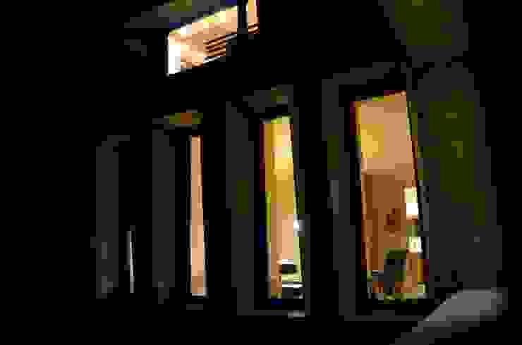 cenare inluminare Ausgefallene Häuser von arché techné néos Ausgefallen