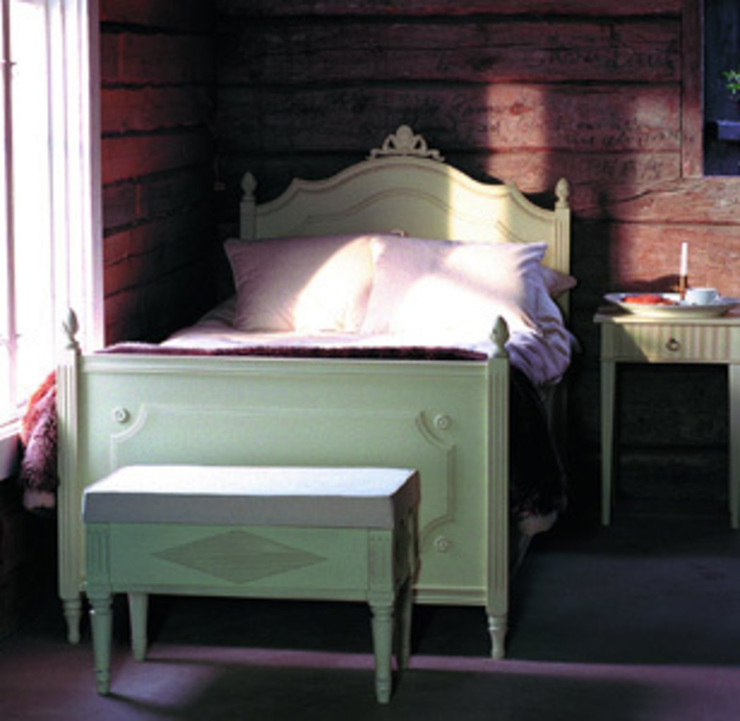 Bedroom design Gustavian BedroomBeds & headboards