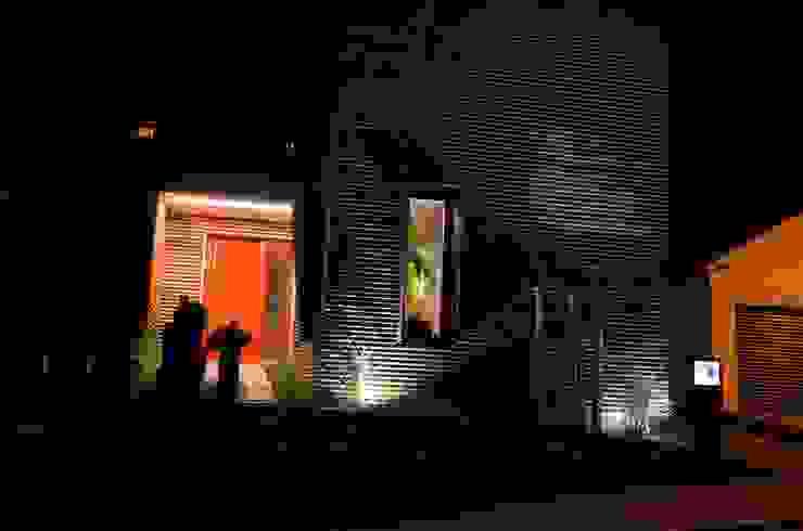 luminosus nox Ausgefallene Häuser von arché techné néos Ausgefallen