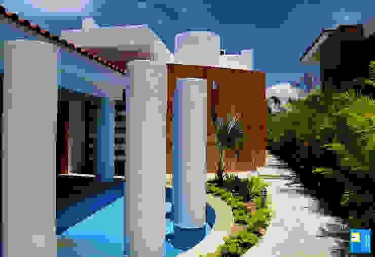 fuente Casas modernas de Excelencia en Diseño Moderno