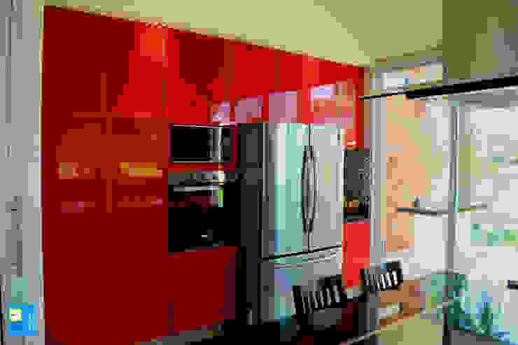 Kitchen by Excelencia en Diseño, Modern