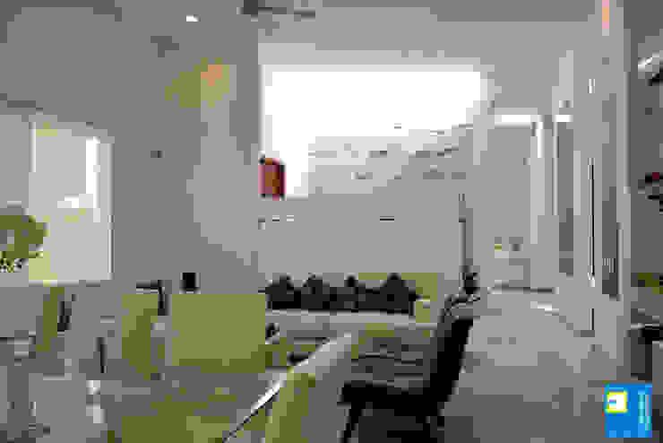 Living room by Excelencia en Diseño, Modern