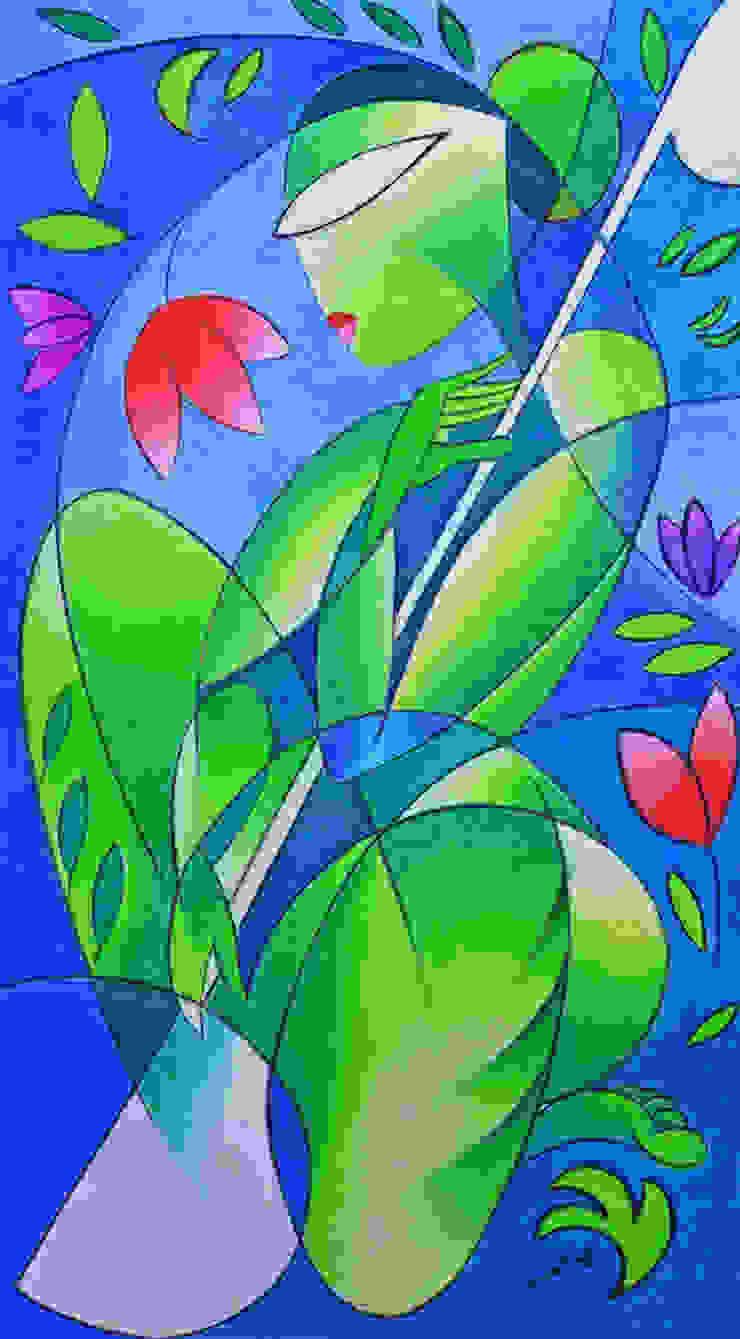 Song Of Nature: modern  by Self employed artist,Modern