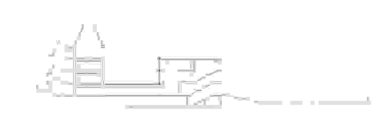 Seccion trasversal de G&C ARQUITECTOS